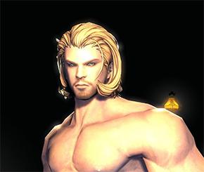 Tạo hình Thor trong Blade & Soul