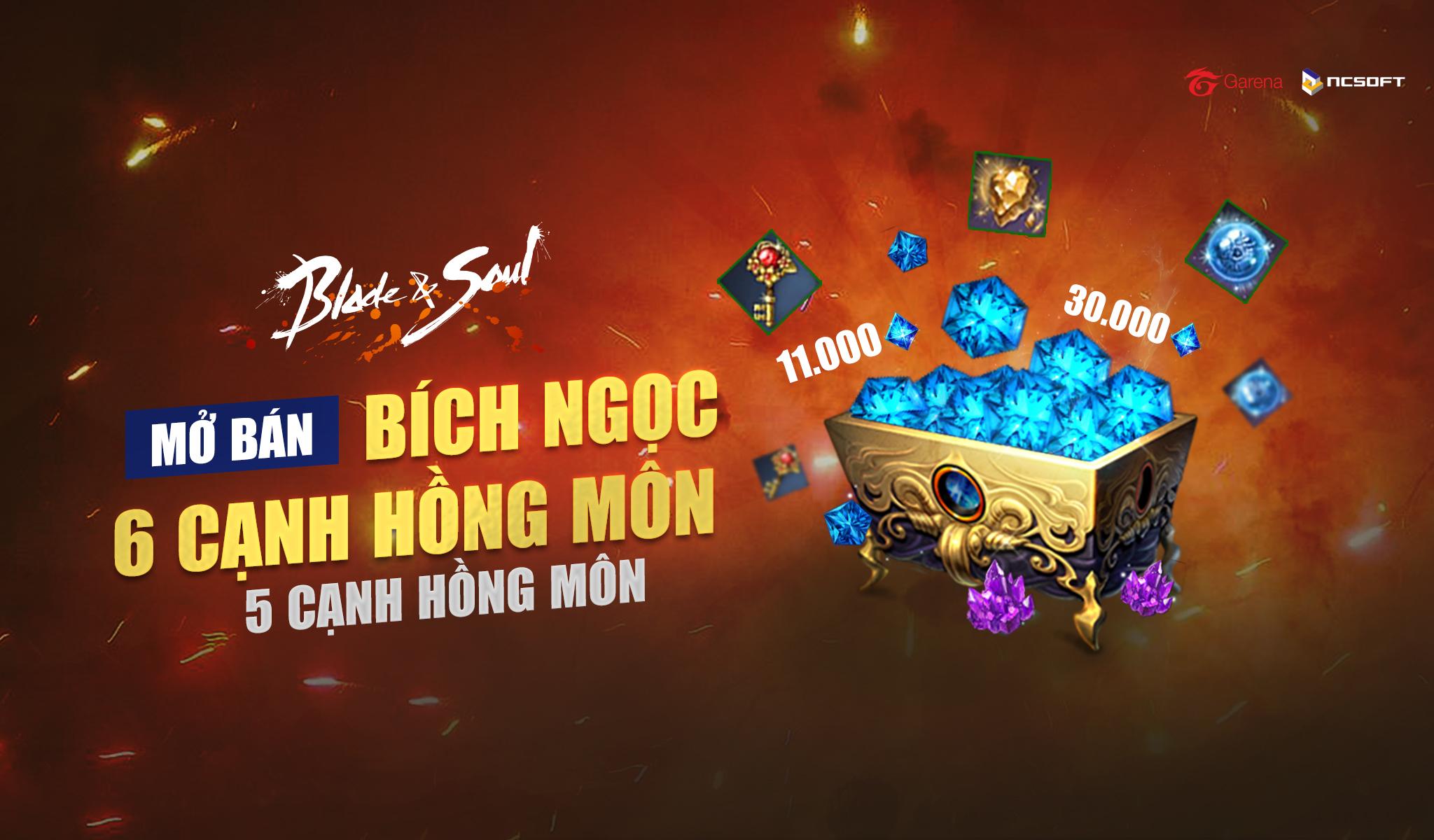 Blade and Soul ra mắt cửa hàng đặc biệt Halloween cùng Bích ngọc Hồng Môn - ảnh 12