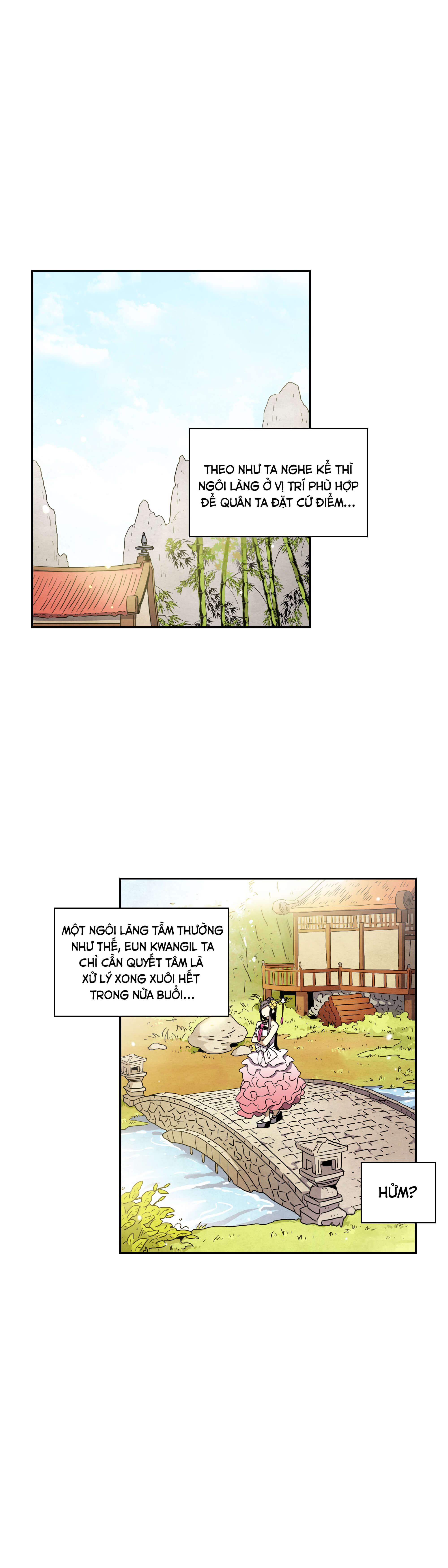 BLADE AND SOUL-CÂU CHUYỆN VỀ NAM SOYOO