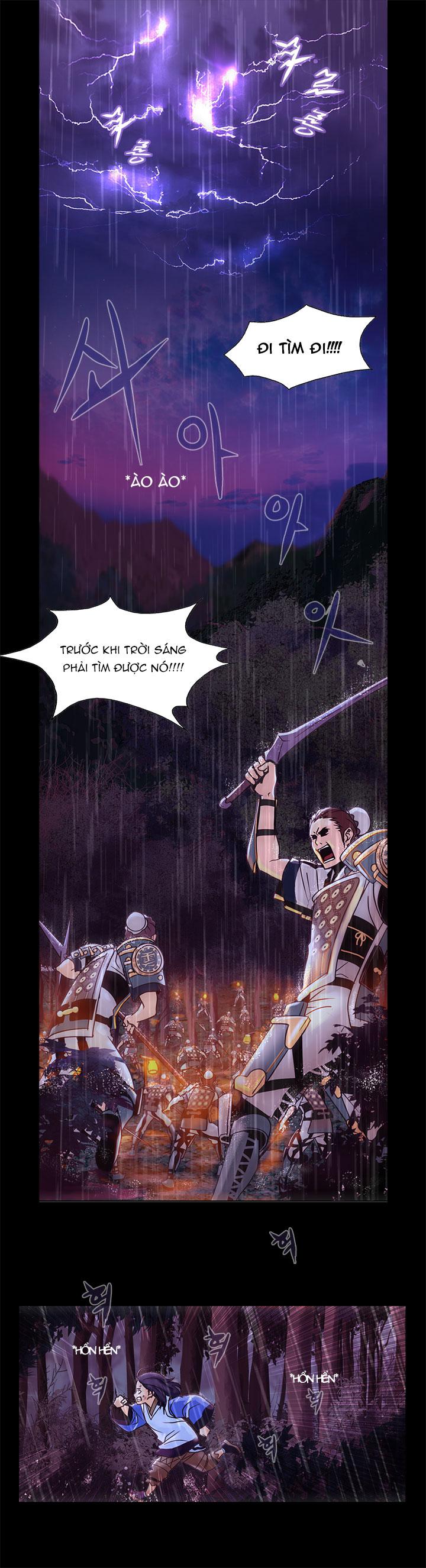 Blade & Soul comic