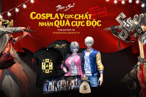 """Thông báo trao thưởng sự kiện """"Cosplay CỰC CHẤT – Nhận quà CỰC ĐỘC"""""""