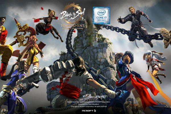 Chính thức khởi tranh Intel Blade and Soul Tournament 2019 World Championship