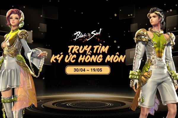 Từ 30.04: Ra mắt Sự kiện Truy Tìm Ký Ức Hồng Môn